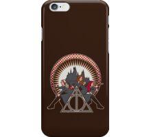 Dumbledore's Angels iPhone Case/Skin