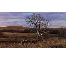 Flint Hills View Photographic Print