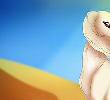 Desert Prince by pangrizabella
