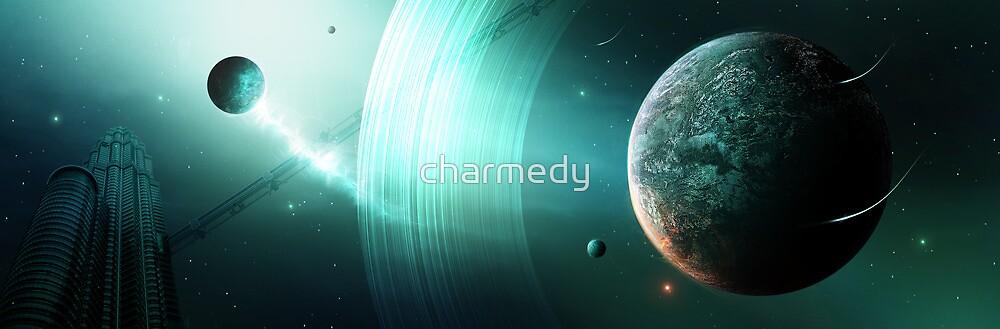 Tessaractor by charmedy