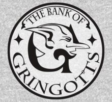 Gringotts Bank by SwordStruck