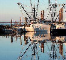 Works of a Fisherman by Sandy Woolard