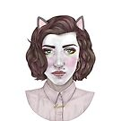 """Cat Approved""  by Valena Lova"