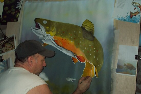 trout 2 by cdcantrell