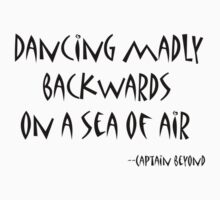 Dancing Madly Backwards by mirjenmom