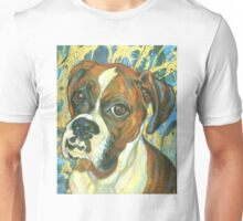 Boxer Eyes Unisex T-Shirt