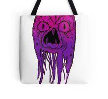 Squid Face Tote Bag