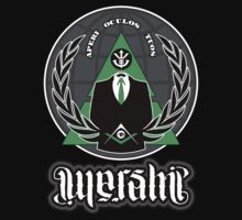 Warship Aperi Oculos Wrestling Shirt by Warship