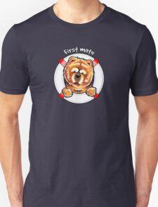 Chow Chow :: First Mate T-Shirt