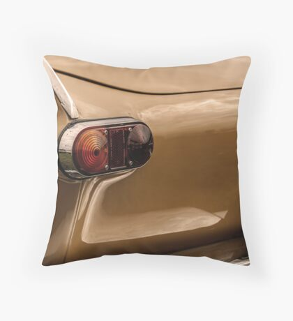 V is for Volvo Throw Pillow