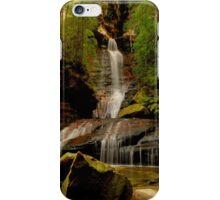 Empress Falls, NSW. iPhone Case/Skin