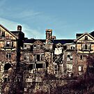 Miss Peregrine's Abandoned College for Girls by Fractured Porcelain Photography