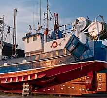 Fish trawler by 3523studio