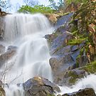 Buttermilk Falls by John Butler