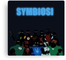 Symbiosi Canvas Print