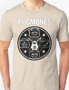 PUGMONES Unisex T-Shirt