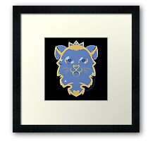 For the Alliance, nyan! Framed Print