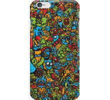Monsters In My Pockets iPhone Case/Skin