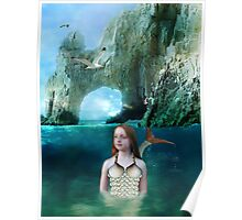 Young Mermaid Poster