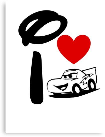 I Heart Cars Land by ShopGirl91706