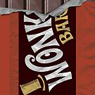 Wonka Bar by SwordStruck