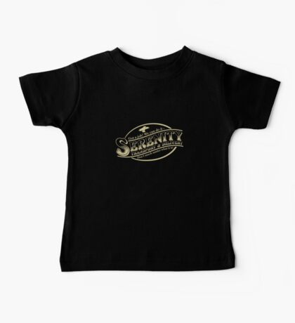 Serenity Transport & Delivery Service Baby Tee
