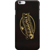 Serenity Transport & Delivery Service iPhone Case/Skin
