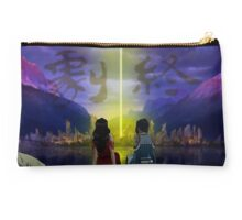 Korrasami with End Credits Studio Pouch
