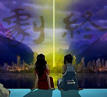 Korrasami with End Credits by NoblesseOblige3