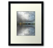 ©HCS January rain Framed Print