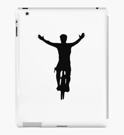 Sprint Finish iPad Case/Skin