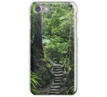The Fernery, Grand Canyon. iPhone Case/Skin