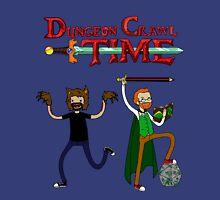 Dungeon Crawl Time Unisex T-Shirt