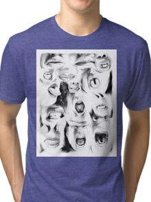 GENETICALLY MODIFIED Tri-blend T-Shirt