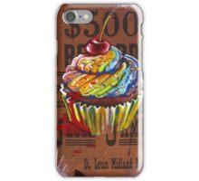 Jesse James' $500 Cupcake iPhone Case/Skin