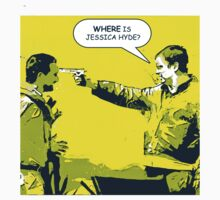 Where is Jessica Hyde? by borstal