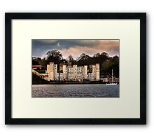 Upnor Castle Framed Print
