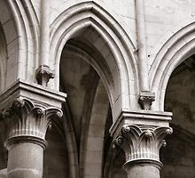 Cistercian vaulting by timgraphics