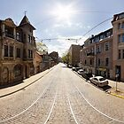Creative district on Miera street, Riga, Latvia by paulsrphoto