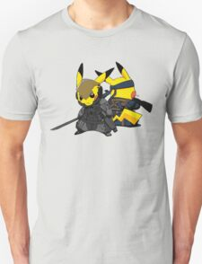 Pikachu Gear Solid T-Shirt