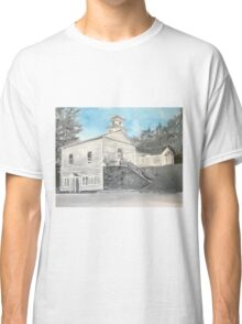 Webster NH Town Hall Classic T-Shirt