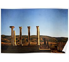 The Capitoline Temple Poster