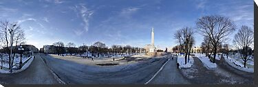 Freedom Monument by paulsrphoto