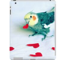 Will You Be My Valentine? iPad Case/Skin