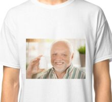 Harold the Old dude Classic T-Shirt