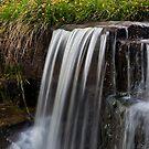 Upper Turtons Creek Falls by Travis Easton