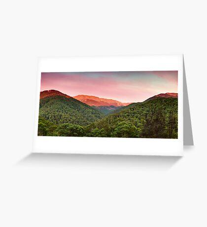 A Natural Highlight Greeting Card