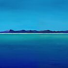 Tranquil Blue by Elizabeth Lock