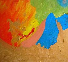 Joy and Cooperation by Ilona Svetluska
