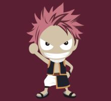 Natsu  Dragneel - Fairy Tail by HummY